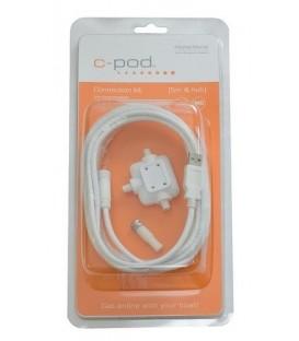 Connexion Kit (USB-M8, 5m & Hub)