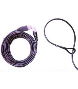 Boucle antivol Moteur HB USB 5.5m